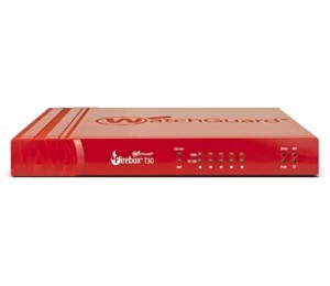 WatchGuard TRADE UP TO WATCHGUARD FIREBOX T30 WITH 1-YEAR TOTAL SECURITY SUITE (WW) 654522-00339-3