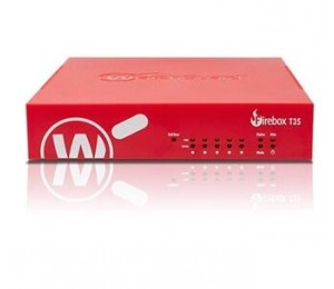WatchGuard FIREBOX T35 WITH 1-YEAR TOTAL SECURITY SUITE (WW)