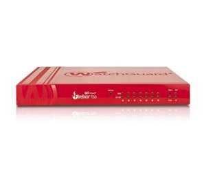 Watchguard TRADE UP TO WATCHGUARD FIREBOXT50-W WITH 1-YEAR TOTAL SECURITY SUITE (WW) 654522-00327-0 WGT51671-WW