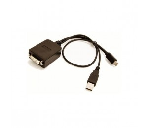 Wicked Wired Active Mini DisplayPort To DVI-D Adapter Cable WW-AV-AMDP-DLDVI