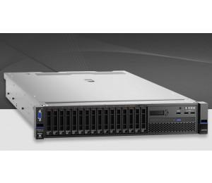 LENOVO X3650 M5 MLK, XEON 8C E5-2620 V4 85W 2.1GHZ/2133MHZ/20MB, 1X16GB, O/BAY HS 2.5IN SAS/SATA