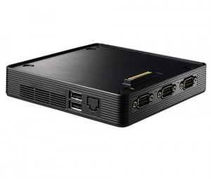 Shuttle Nc01u Vga Docking Box/ Amd Litho Vga Card/ 4k Playback/ 88w Adapter Xcb01