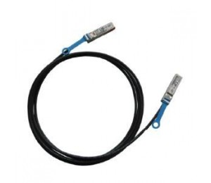 INTEL ETHERNET SFP+ TWINAXIAL CABLE, 1 METER XDACBL1M 222314