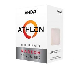 Amd Athlon 200ge 3.2ghz Skt Fm4 L2 5mb 35w Pib Yd200gc6fbbox