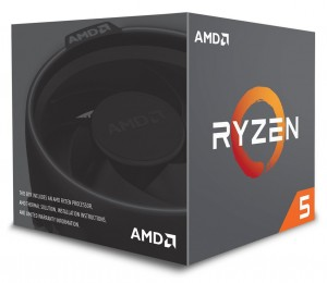 Amd Ryzen 5 2600x 6-core/ 12 Threads Max Freq 4.2ghz 16mb Cache Socket Am4 95w With Wraith Spire