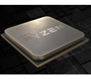 AMD Ryzen 7 2700 8 Cores AM4 CPU 4.1GHz 20MB 65W w/ Wraith Spire LED Cooler Fan Box YD2700BBAFBOX