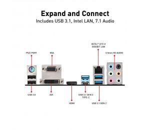 Msi Intel Z390 Socket 1151 Atx Gaming Motherboard Turbo M.2 Extended Heatsink 4Xddr4 2Xpcie