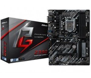 Asrock Z390 Phantom Gaming 4 Lga1151 Atx Mb Z390-phantom-g4