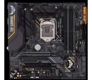 Asus Tuf-z390m-pro-gaming Lga 1151 M-atx Motherboard - Intel Z390 Chipset - 4x Dimm Ddr4 Up To