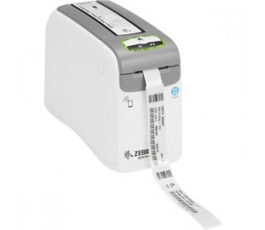 Zebra Dt Printer Zd510 Wristband Zpl Ii Xml 300 Dpi Aus Cord Usb Usb Host Ethernet 802.11 Bt Zd51013-D0Pb02Fz