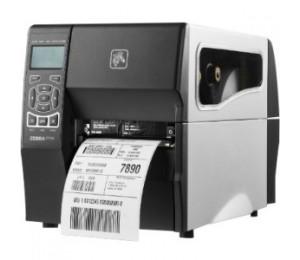 Zebra Dt Printer Zt230; 203 Dpi, Uk/au/jp/eu Cords, Serial, Usb, Parallel Zt23042-d0p100fz