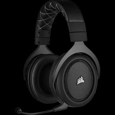 Corsair Hs70 Pro Wireless Gaming Headset Carbon Ca-9011211-Ap