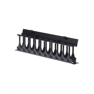 1Ru High Density Cable Management Rail 002.008.0035