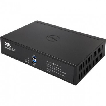 Sonicwall Dell Sonicwall Tz500 Totalsecure 1yr 01-ssc-0445