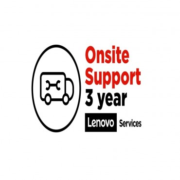 Lenovo Tp Halo 3Yr Onsite Upgrade From 1Yr Depot (Virtual) 5Ws0E97384
