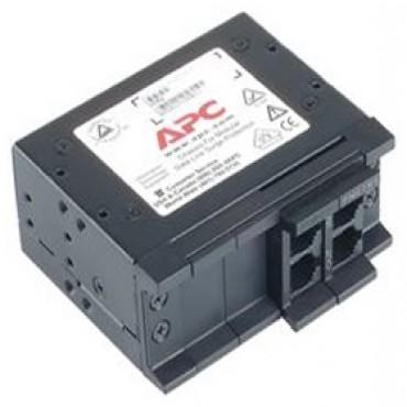 Apc Chassis, 1u, 4 Channels, For Replaceable Data Line Surge Protection Prm4