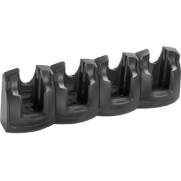 Zebra 4 Slot Ethernet Charge Cradle Kit (intl). Kit Includes: 4 Slot Ethernet Cradle, Power