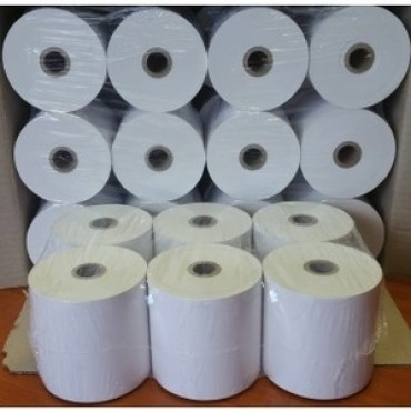 Printex Rolls 80mm Thermal Paper Us 23 Grade Premium Economy (box Of 24 Rolls) P8080thus23