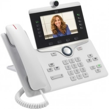 Cisco Ip Phone 8865 White Cp-8865-W-K9=