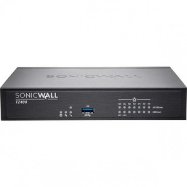 Sonicwall Tz400 With Au Power Cord 01-Ssc-0213