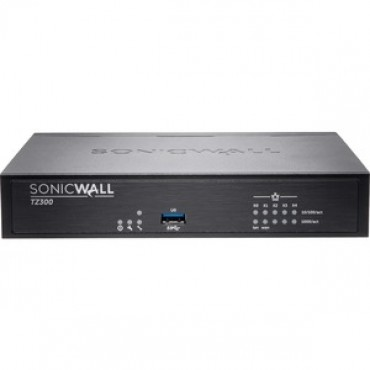 Sonicwall TZ300 Appliance Only With Au P 01-Ssc-0215