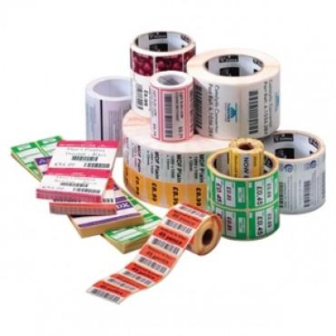 Zebra Label Paper 4X2In (101.6X50.8Mm); Tt 10009530