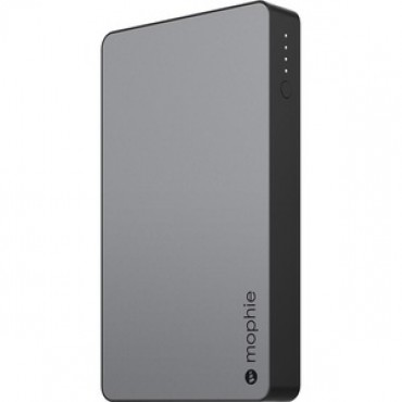Mophie Powerstation 6000Mah Space Gray 3559_Pwrstion-6.2K-Sgry
