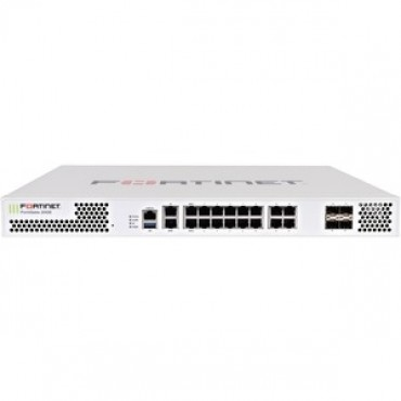 Fortinet 18 X GE RJ45 (INCLUDING 2 X WAN PORTS 1 X MGMT PORT 1 X HA PORT 14 X SWITCH PORTS) (FG-200E)
