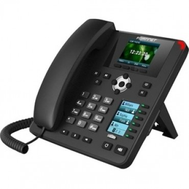 Fortinet IP Phone With 2.8In/ 2.4In Dual Color Screen Fon-375