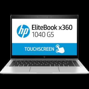 "Hp Elitebook X360 1040 G5 14"" Fhd Ts I7-8550U 8Gb 256Gb Ssd Pen W10P 3-3-3 5Sj76Pa"