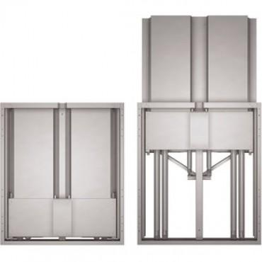 Salamander Designs X-Large Manual Assist Lift Wall Mount Ez1/Ml360