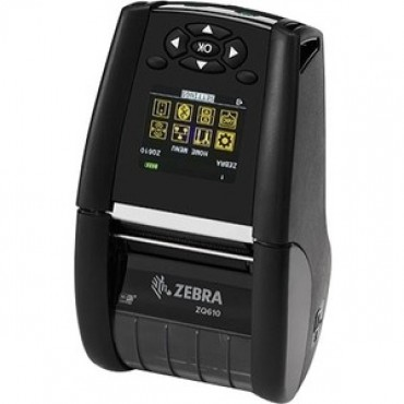 Zebra Dt Printer Zq610 2In/ 48Mm English Trad C Zq61-Aawaa00-00