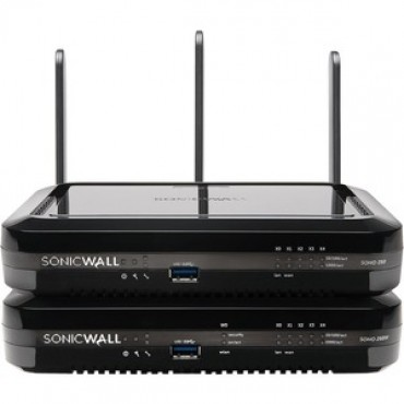 Sonicwall Soho 250 With Au Power Cord 02-Ssc-0938