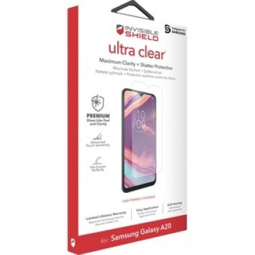 Mophie Invisibleshield Ultra Clear Galaxy A20 200203293