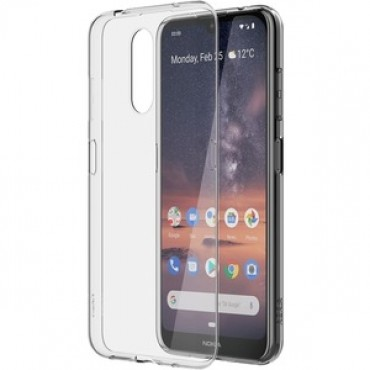 Hmd Global Nokia 3.2 Clear Case -Fingerprint Versio 8P00000062
