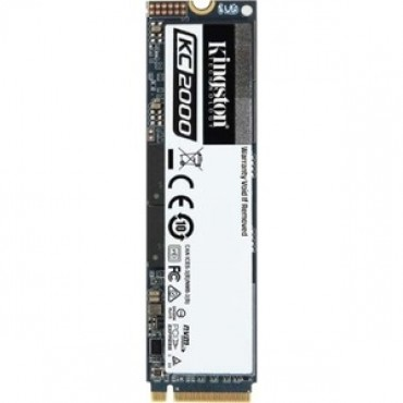 Kingston 500Gb SSD M.2 2280 Nvme Gen 3.0 X 4 Skc2000M8/ 500G