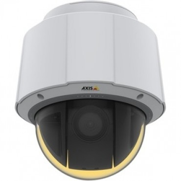 Axis Q6075 PTZ Network Camera WITH HDTV 1080P 50FPS 40X OPTICAL ZOOM IP52 RATED. ZIPSTREAM WITH H.264/ H.265. AUTO DAY/NIGHT FUNCTIONALITY 01749-006
