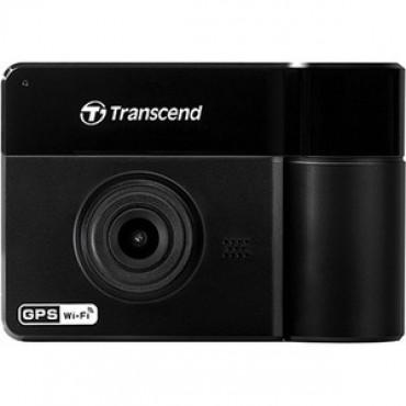 Transcend 64GB DASHCAM DRIVEPRO 550 DUAL LENS SONY SENSOR Ts-Dp550A-64G
