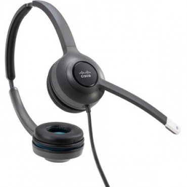 CISCO HEADSET 522 WIRED DUAL 3.5MM (Cp-Hs-W-522-Usbc)