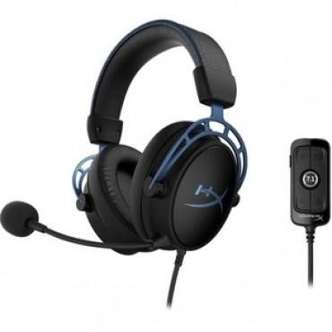 Hyperx Alpha S Gaming Headset Blue Hx-Hscas-Bl/Ww