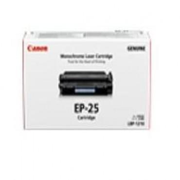 Canon Ep25 Laser Toner Cartridge For Lasershotlbp1210 Laserprinter Ep25cart