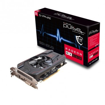 Sapphire Amd Pulse Rx 560 2gb 45w Version Gaming Video Card - Draw Power From Pci-e Gddr5 Dp/ Hdmi/