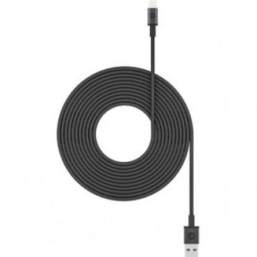 Zagg Usb-A To Lightning 3M - Black (409903216)