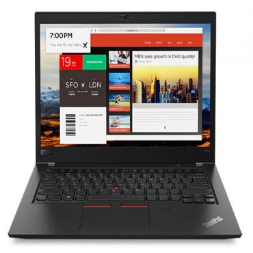 """Lenovo ThinkPad T480S I5-8250U 14"""" Fhd 256Gb Ssd 16Gb + Hybrid Usb-C Dock (40Af0135Au) 20L7S00300-Hybriddock"""