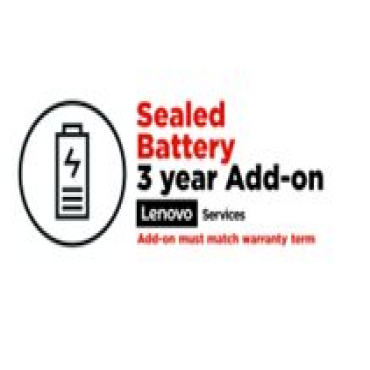 Lenovo Tp Maintstream 3Yr Sealed Battery (Virtual) 5Ws0A23013