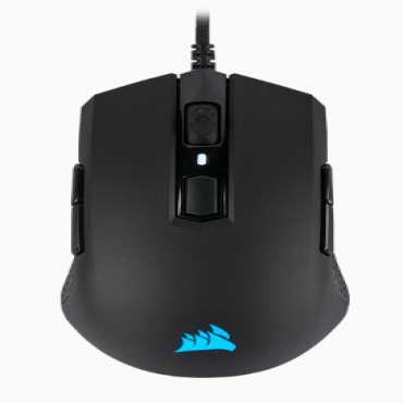 Corsair M55 Rgb Pro Ambidextrous Multi-Grip Gaming Black Mouse CH-9308011-AP