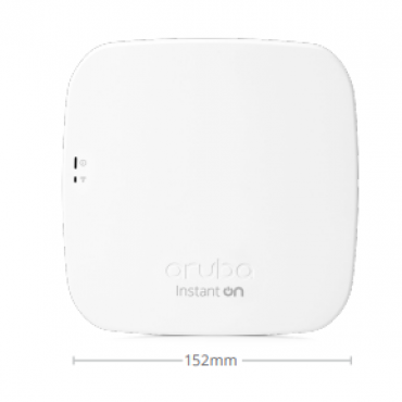Aruba Instant On Ap11(Rw) Ceiling Mount Access Point (Requires Power Adapter Or Poe) R2W96A