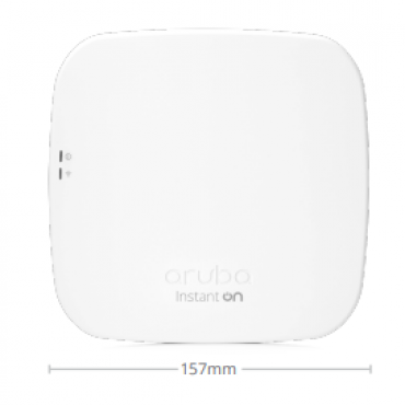 Aruba Instant On Ap12(Rw) Ceiling Mount Access Point (Requires Power Adapter Or Poe) R2X01A
