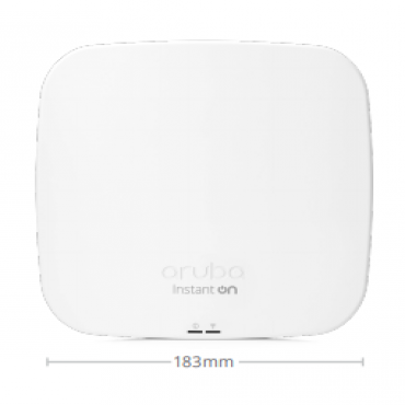 Aruba Instant On Ap15(Rw) Ceiling Mount Access Point (Requires Power Adapter Or Poe) R2X06A