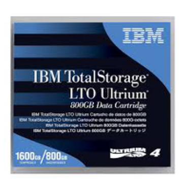 IBM 5 X Ibm Lto4-800Gb/1.6Tb Data Cartridge Get A Bonus Cleaning Cartridge (35L2086) 95P4436-Clean